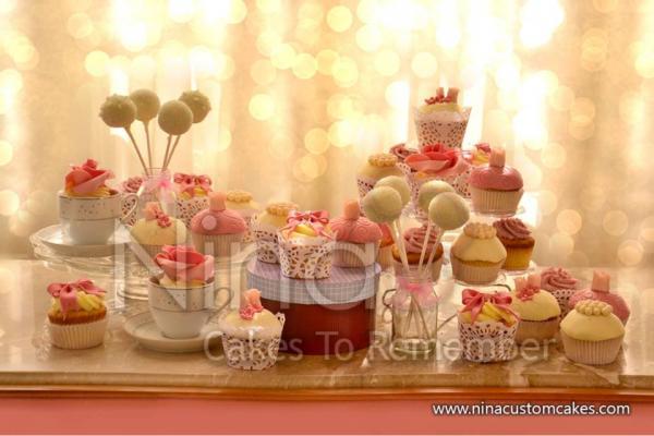 نينا لصناعة الكعك - كيك الزفاف - القاهرة