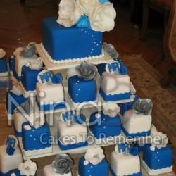 نينا لصناعة الكعك-كيك الزفاف-القاهرة-5