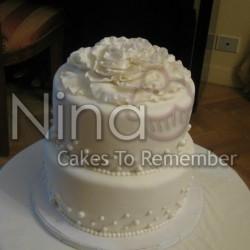 نينا لصناعة الكعك-كيك الزفاف-القاهرة-4