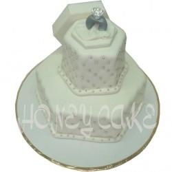 هوني كيك-كيك الزفاف-القاهرة-5