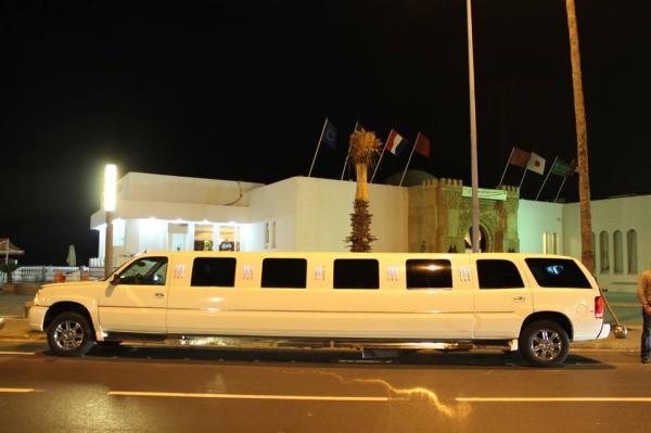 مدينة الذهب بريستيج - سيارة الزفة - الدار البيضاء