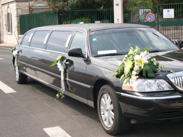 رس ليموزين - سيارة الزفة - الدار البيضاء