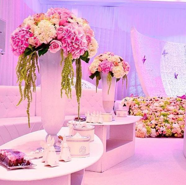جالاكسي فلورس - زهور الزفاف - الرباط