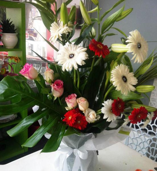جاردن سوكري - زهور الزفاف - الرباط