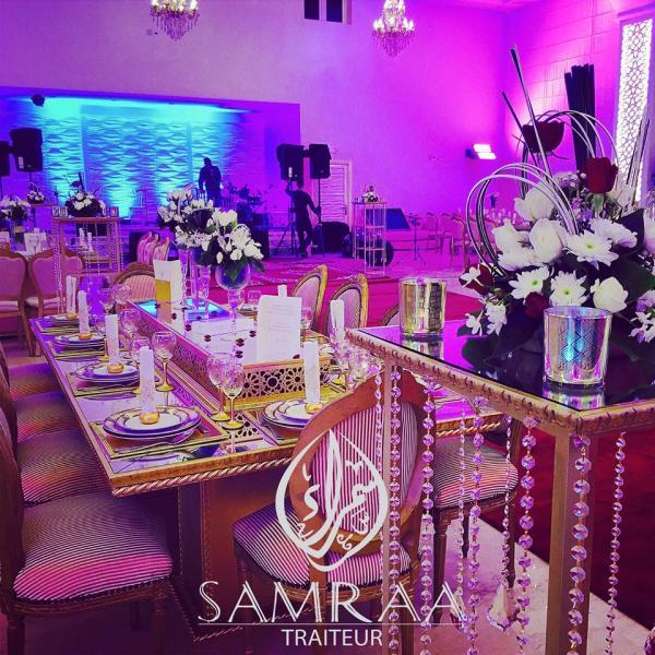 Samraa - Venues de mariage privées - Rabat