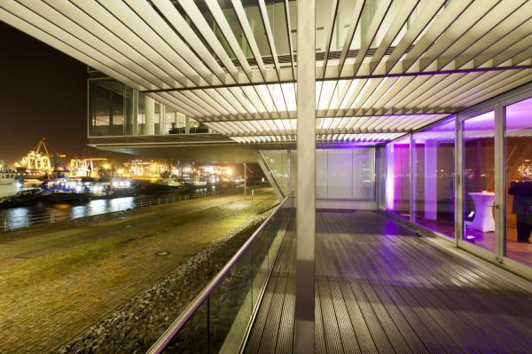 HAnseGate / Elbgate - Hochzeitssaal - Hamburg
