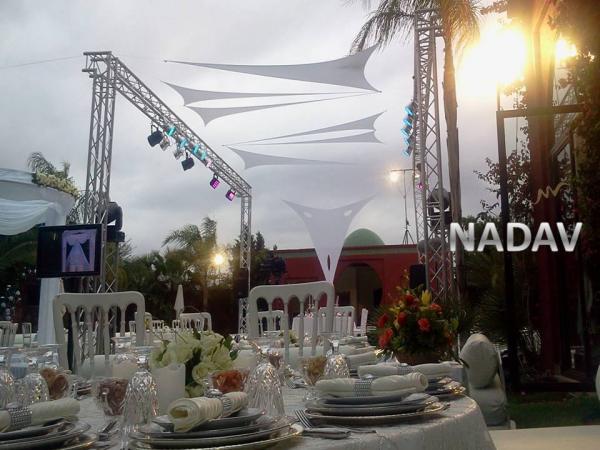 إدارة الأحداث نداف - كوش وتنسيق حفلات - مراكش