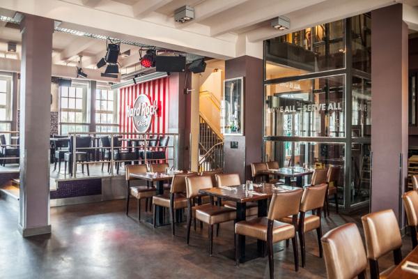 Hard Rock Cafe - Restaurant Hochzeit - Hamburg