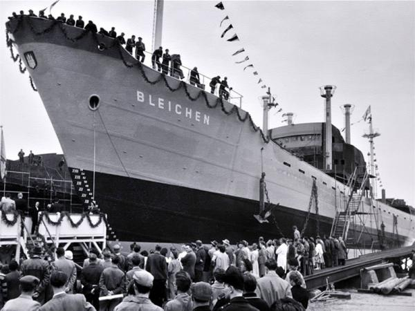 MS BLEICHEN - Luke II - Besondere Hochzeitslocation - Hamburg