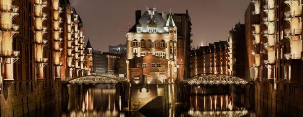 Wasserschloss Speicherstadt - Historische Locations - Hamburg