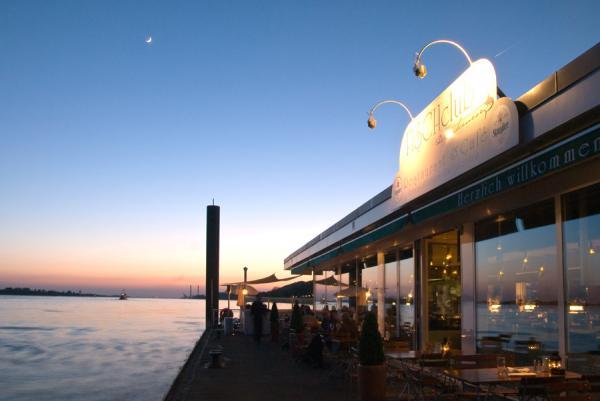 FISCHclub Blankenese - Restaurant Hochzeit - Hamburg