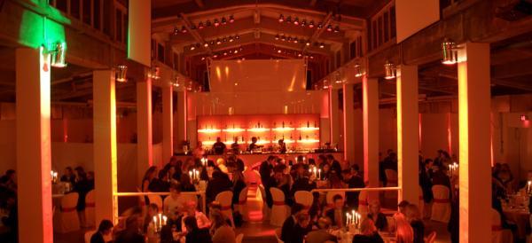 Edelfettwerk - Hochzeitssaal - Hamburg