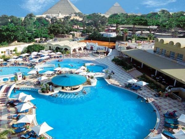 فندق اهرامات المريديان - الفنادق - القاهرة