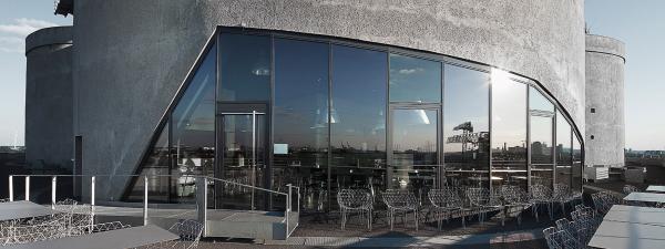vju im Energiebunker - Restaurant Hochzeit - Hamburg