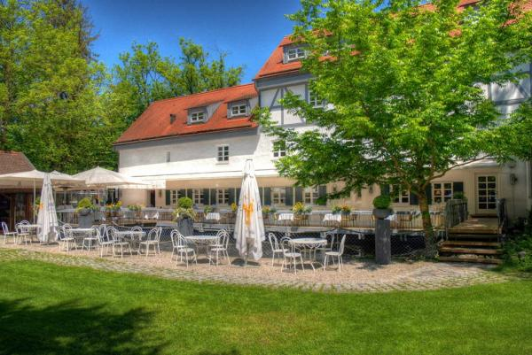 Hotel Insel Mühle - Hotel Hochzeit - München