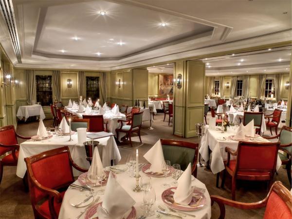Landhaus Scherrer Ö1 - Restaurant Hochzeit - Hamburg