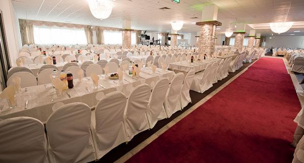 Feringa Saal - Hochzeitssaal - München