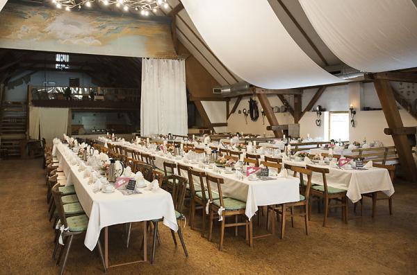 Gut Arnhofen - Hochzeitssaal - München