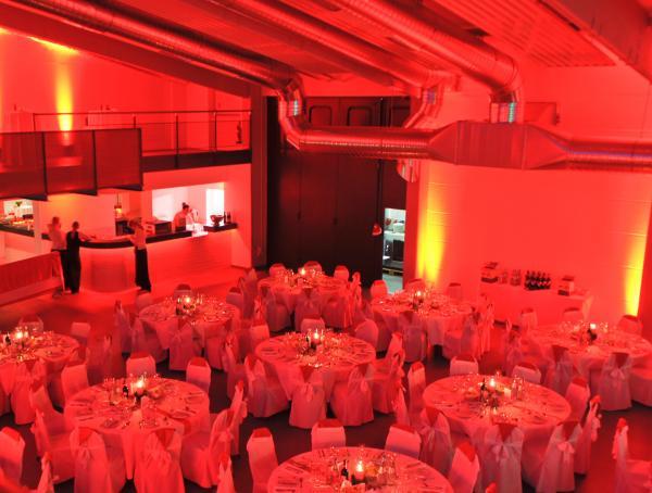 Technikum - Hochzeitssaal - München
