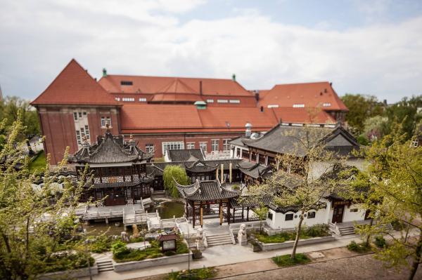 Chinesisches Teehaus Yu Garden - Besondere Hochzeitslocation - Hamburg