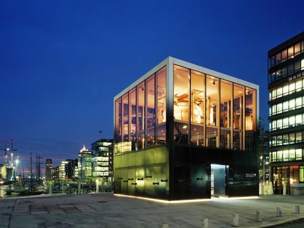Elbphilharmonie Pavillon - Besondere Hochzeitslocation - Hamburg