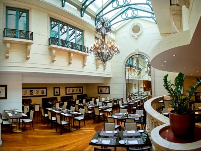 فندق راديسون بلو مارتينيز - الفنادق - بيروت