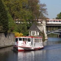 Flotte der Alsterschifffahrt-Besondere Hochzeitslocation-Hamburg-3