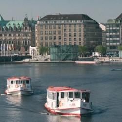 Flotte der Alsterschifffahrt-Besondere Hochzeitslocation-Hamburg-1