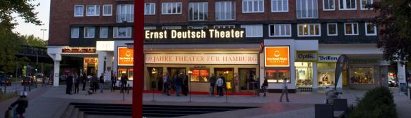 Ernst Deutsch Theater - Besondere Hochzeitslocation - Hamburg
