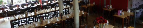 T.R.U.D.E. - Restaurant Hochzeit - Hamburg