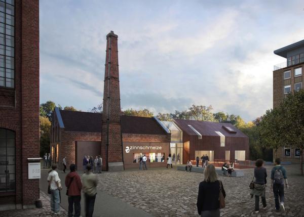 Zinnschmelze & LüttLiv - Historische Locations - Hamburg