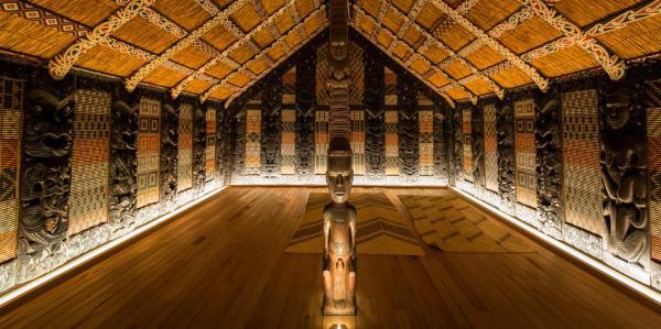 Museum für Völkerkunde - Maori-Haus - Besondere Hochzeitslocation - Hamburg