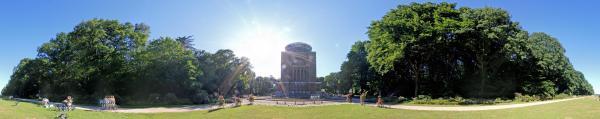 Planetarium Hamburg - Besondere Hochzeitslocation - Hamburg