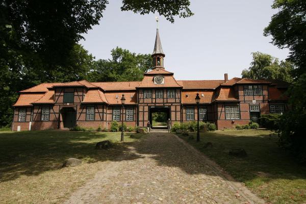 Torhaus Wellingsbüttel - Historische Locations - Hamburg