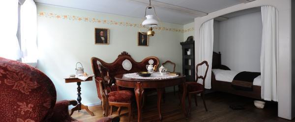 Kramer-Witwen-Wohnung - Historische Locations - Hamburg