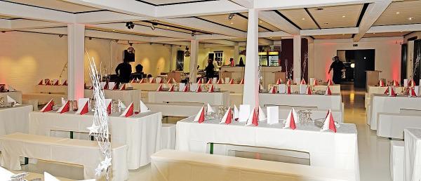 Fabrik der Künste - Hochzeitssaal - Hamburg
