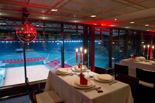Rothenbaum Lounge - Besondere Hochzeitslocation - Hamburg