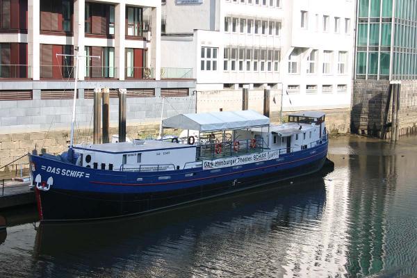 Das Schiff - Besondere Hochzeitslocation - Hamburg