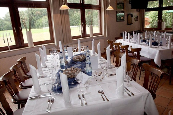 Clubhaus Bramfelder SV - Restaurant Hochzeit - Hamburg