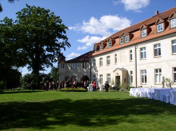 Schloss Neuhausen - Prignitz - Historische Locations - Hamburg
