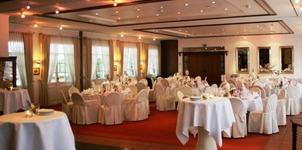 Landhaus Kuckuck - Restaurant Hochzeit - Köln