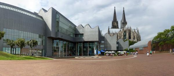 Ludwig im Museum - Restaurant Hochzeit - Köln