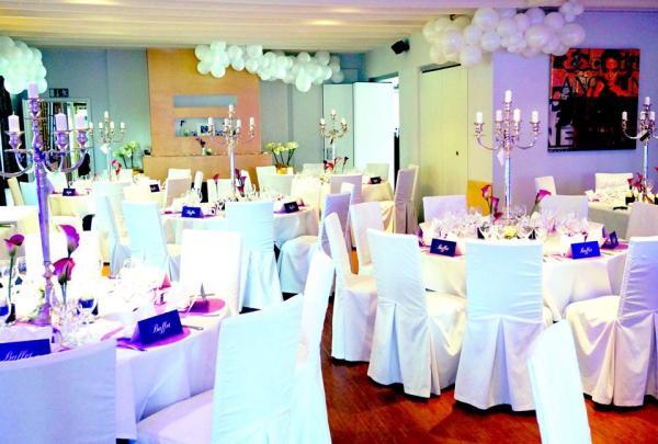 Club Astoria - Restaurant Hochzeit - Köln