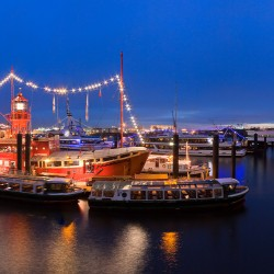 Das Feuerschiff LV 13-Besondere Hochzeitslocation-Hamburg-1