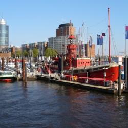 Das Feuerschiff LV 13-Besondere Hochzeitslocation-Hamburg-5