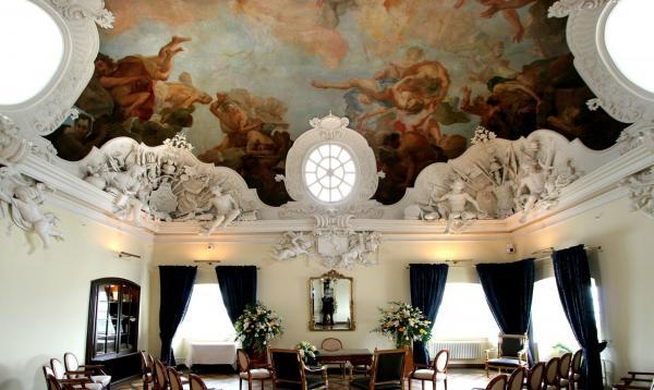 Althoff Grandhotel Schloss Bensberg - Hotel Hochzeit - Köln
