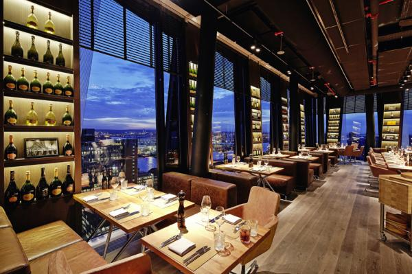 clouds – Heaven's Bar & Kitchen - Restaurant Hochzeit - Hamburg