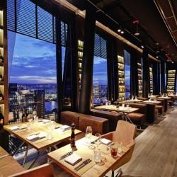 clouds – Heaven's Bar & Kitchen-Restaurant Hochzeit-Hamburg-1