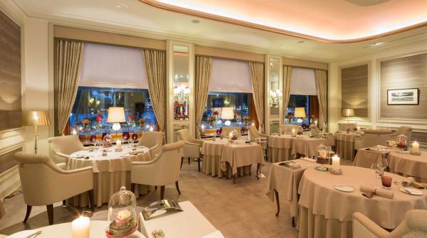 Restaurant Haerlin - Restaurant Hochzeit - Hamburg