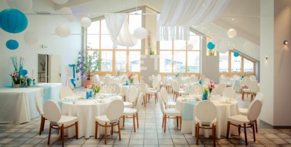 DIE MANUFAKTUR - Hochzeitssaal - Köln